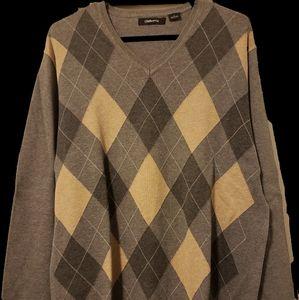 Men's Claiborne sweater size L